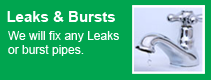 leaks and bursts