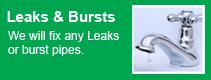 Leaks and Bursts Repair in Belfast Northern Ireland