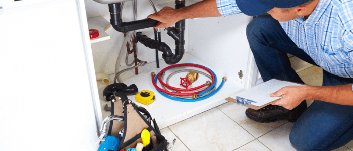 Use a registered plumber in Belfast